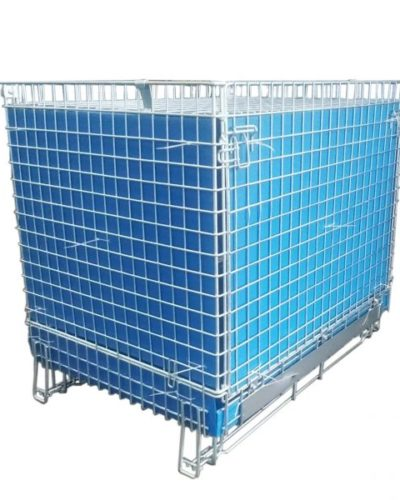 Mesh Container With PP Sheet