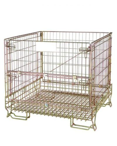 Stacking Metal Storage Cages
