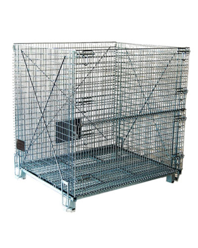 Storage Wire Mesh Containers