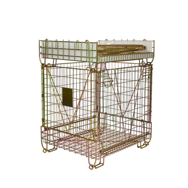 PET Preform Wire Mesh Container