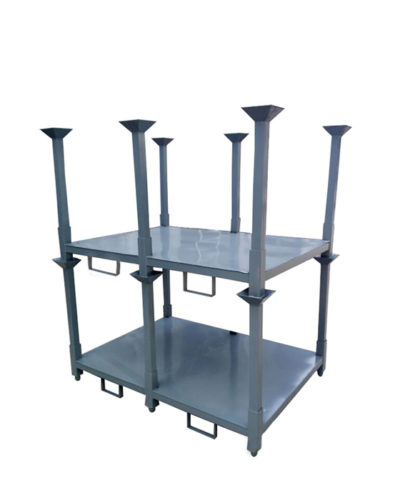 Textile Stackable Racks