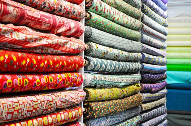 Textile & Fabric Roll