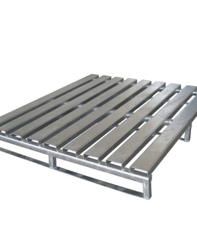 Galvanized steel pallet 2