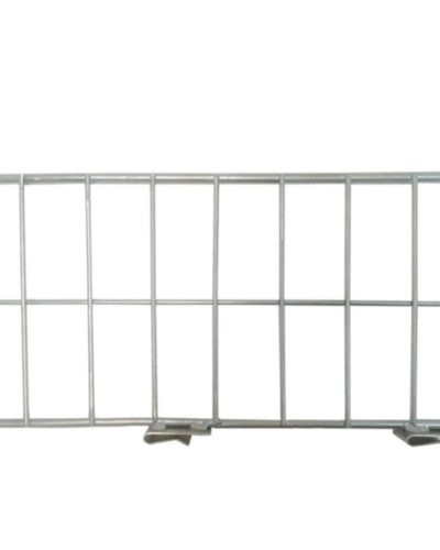 Snap-in wire dividers