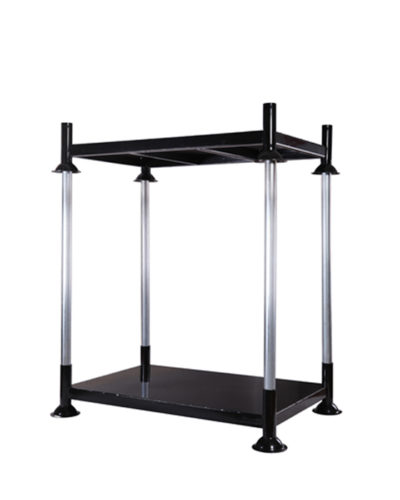 Stacking Rack with Detachable Posts