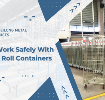 rolling containers